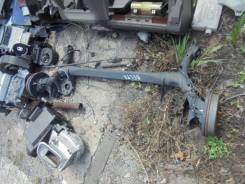Балка поперечная. Toyota Belta, KSP92 Двигатель 1KRFE