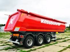 Kassbohrer. Самосвальный полуприцеп 32м3 новый, 30 000 кг.