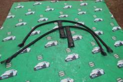 Уплотнитель бокового стекла кузовного. Toyota Chaser, JZX100