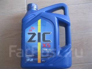 ZIC. Вязкость 10W-40