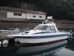 Yamaha FR-26. Год: 2000 год, длина 7,80м., двигатель подвесной, 200,00л.с., бензин