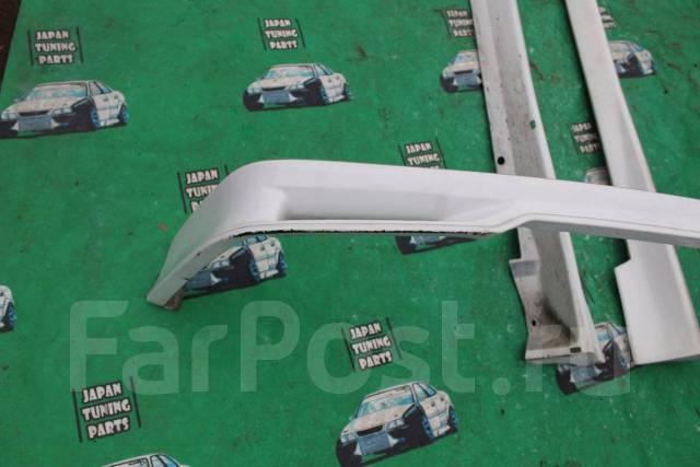 Обвес кузова аэродинамический. Isuzu D-MAX Toyota Chaser, GX100, JZX100
