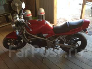 Suzuki Bandit. 400 куб. см., исправен, птс, с пробегом