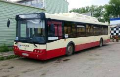Лиаз 5292.7. Лиаз 529271 Автобус большого класса для городских перевозок, 2 200 куб. см., 104 места