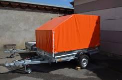 Прицеп для легкового автомобиля Экспедиция Бизнес. Г/п: 490 кг., масса: 750,00кг.