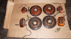 Рабочая тормозная система. Nissan Gloria, HY34 Nissan Cedric, HY34