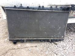 Радиатор охлаждения двигателя. Nissan: Lucino, Sunny, Rasheen, Presea, Pulsar, Almera Двигатели: GA15DE, GA13DE, SR18DE, GA16DE, SR20DE