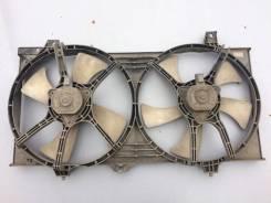 Вентилятор охлаждения радиатора. Nissan: Sunny, Rasheen, Pulsar, Almera, Lucino Двигатели: GA16DE, GA15DE, GA13DE, GA14DE
