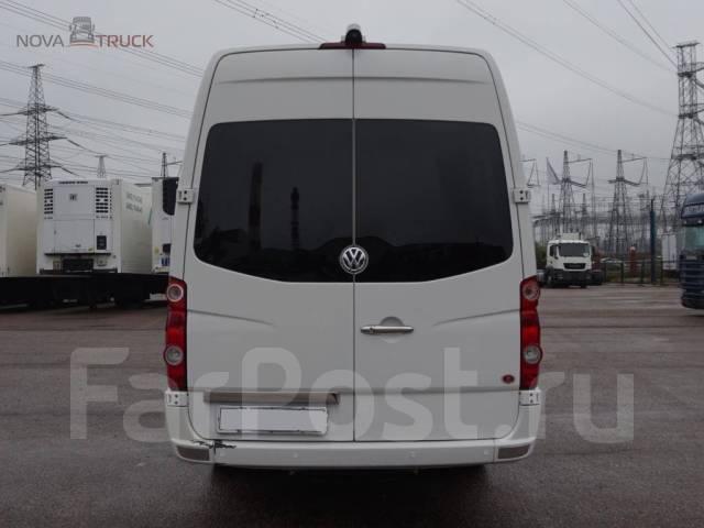 Volkswagen Crafter. Микроавтобус , 1 968 куб. см., 14 мест