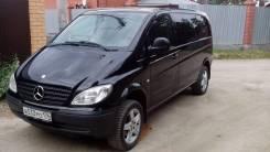 Mercedes-Benz Vito. автомат, 4wd, 2.2 (150 л.с.), дизель, 283 600 тыс. км