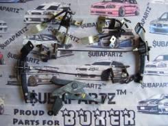Механизм регулировки сиденья. Subaru Legacy, BP5, BP9, BPE, BPH Двигатели: EJ203, EJ204, EJ30D, EJ20X, EJ20Y, EJ255, EJ253