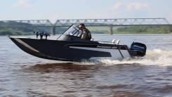 Инновационная лодка Swimmer 450. Год: 2017 год, длина 4,50м., двигатель без двигателя, 50,00л.с., бензин. Под заказ