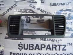 Консоль панели приборов. Subaru Legacy, BP9, BL5, BP5, BLE, BPE Двигатели: EJ20C, EJ30D, EJ253, EJ203, EJ204, EJ20X, EJ20Y