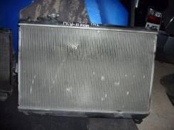 Радиатор охлаждения двигателя. Toyota Harrier, MCU10W, MCU10