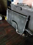 Радиатор охлаждения двигателя. Toyota Mark II, JZX100 Двигатель 1JZGE