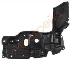 Защита двигателя. Toyota Vitz, NSP135, NCP131, NSP130, KSP130, NHP130 Toyota Yaris, KSP130, NSP130, NCP131 Toyota Ractis