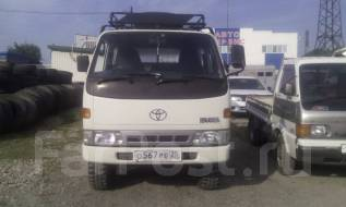 Toyota Dyna. Продам Toyota DYNA, 2 400 куб. см., 1 000 кг.