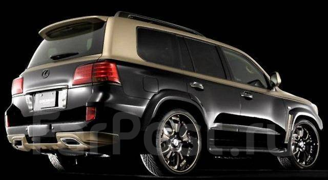 Насадка на глушитель. Lexus: LS600h, LS460L, GS250, GS350, LS600hL, GS450h, LS460, LX570 Двигатели: 2URFSE, 1URFE, 1URFSE, 2GRFSE, 4GRFSE, 3URFE. Под...