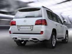 Насадка на глушитель. Lexus: LS600h, GS250, LS460L, GS350, LS600hL, GS450h, LS460, LX570 Двигатели: 2URFSE, 2GRFSE, 4GRFSE, 1URFE, 1URFSE, 3URFE. Под...