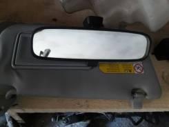 Зеркало заднего вида салонное. Mitsubishi Lancer