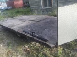 Универсальный большой трейлер. Г/п: 1 200 кг.