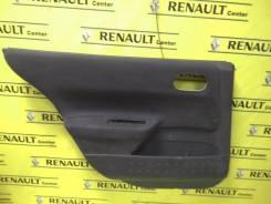Обшивка двери. Renault Megane, BM, EM, KM, KM02, KM05, KM0C, KM0F, KM0G, KM0H, KM0U, KM13, KM1B, KM1F, KM2Y, LM05, LM1A, LM2Y Двигатели: F4R, F4R770...