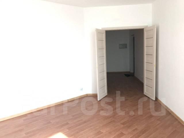 1-комнатная, улица Белинского 21. Сахпоселок, агентство, 50 кв.м. Интерьер