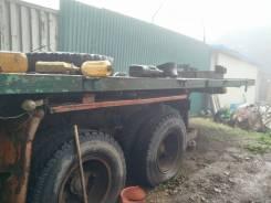 ОдАЗ. Продается полуприцеп контейнеровоз площадка, 30 000 кг.