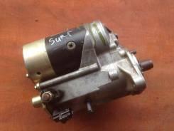 Стартер. Toyota Hilux Surf, KZN185, KZN185G, KZN185W Двигатель 1KZTE