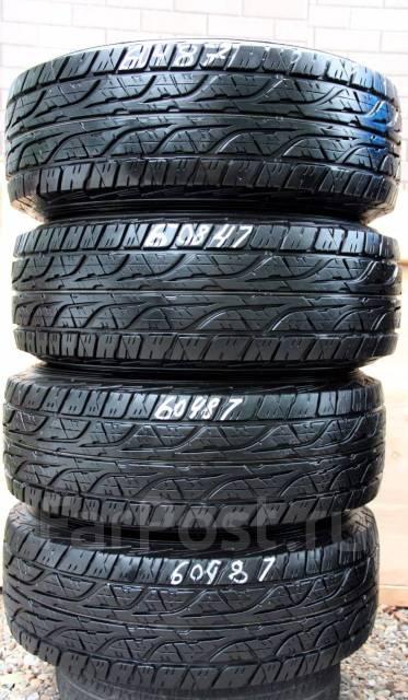 Dunlop. Грязь AT, 2015 год, износ: 10%, 4 шт