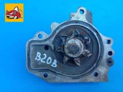 Помпа водяная. Honda: Stepwgn, Domani, Integra, CR-V, S-MX, Ballade, Orthia Двигатели: B18B3, B18B1, B18B4