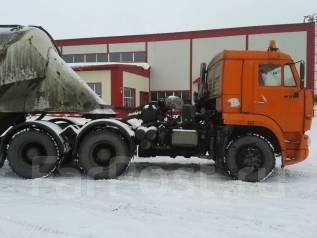 Камаз 6460. Автомобиль Камаз-6460 С/Т (седельный тягач), 11 760 куб. см., 18 000 кг.