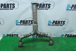 Приемная труба глушителя. Nissan Skyline Двигатель VQ35DE
