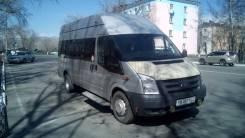 Ford Transit Van. Ford Transit, 2 400 куб. см., 19 мест