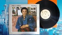 LP Винил Paul Anka, Feelings, original, 1 press, 1975, US