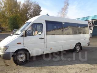 Mercedes-Benz Sprinter 313 CDI. Продам автобус Mercedes-BENZ 313 CDI Sprinter 2005 г. в., 2 100 куб. см., 18 мест