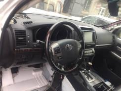 Панель приборов. Toyota Land Cruiser, UZJ200, URJ200, VDJ200 Двигатели: 1VDFTV, 3URFE, 2UZFE