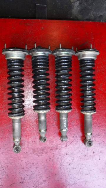 Амортизатор. Toyota Chaser, JZX90, JZX100 Toyota Cresta, JZX100, JZX90 Toyota Mark II, JZX100, JZX90