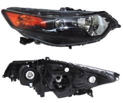 Фара. Honda Accord, CU2, CU1, CW2, CP1, CP2 Двигатели: K24A, K24Z3, R20A3, K24Z2