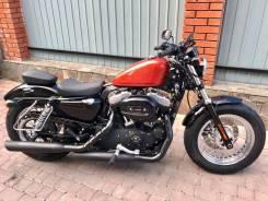 Harley-Davidson Sportster 1200 Custom XL1200C. 1 200 куб. см., неисправен, без птс, с пробегом. Под заказ