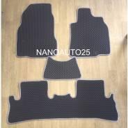 Коврики. Nissan Cube, Z12, NZ12 Двигатель HR15DE