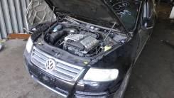 Двигатель в сборе. Porsche Cayenne Volkswagen Touareg Audi Q7 Двигатель AZZ
