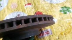 Диск тормозной. Toyota Caldina, AZT241, AZT241W Двигатель 1AZFSE