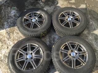 Bridgestone. 6.5x15, 4x100.00, ET38, ЦО 73,0мм.