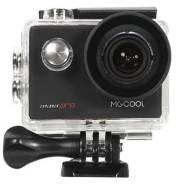 Экшн-камера Mgcool Explorer Pro (4K, экран, Wi-Fi). 8 - 8.9 Мп, с объективом
