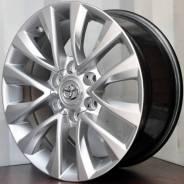 Toyota. 8.0x18, 6x139.70, ET35