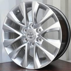 Toyota. 8.5x20, 6x139.70, ET40