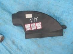 Тепловой экран фильтра нулевого сопротивления. Toyota Aristo, JZS161 Двигатель 2JZGTE