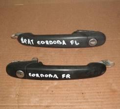 Ручка двери внешняя. Seat Cordoba