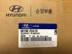 Суппорт тормозной. Hyundai Avante, XD Hyundai Lavita Hyundai Elantra Hyundai Matrix Двигатель D4BB
